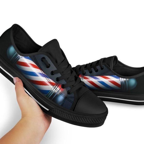 Barber@ rockinbee barber shoe 031@low-top 166725