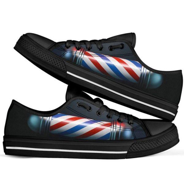 Barber@ rockinbee barber shoe 031@low-top 166724
