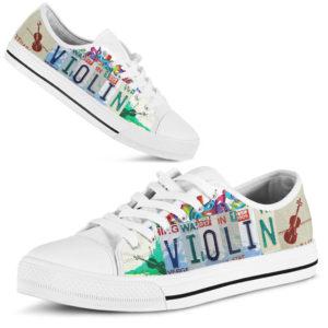 Violin@ rockinbee violin shoe 1610@low-top 165103