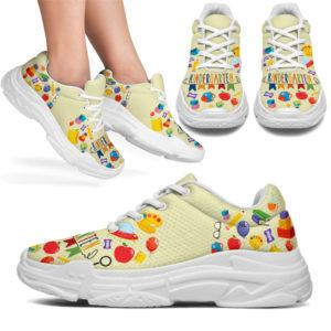 "KINDERGARTEN SO CUTE CHUNKY SNEAKERS@ proudteaching KINDERGARTEN356@chunky-sneakers"" 152008"