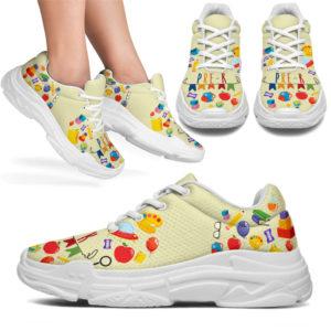 "PRE-K SO CUTE CHUNKY SNEAKERS@ proudteaching PRE K526@chunky-sneakers"" 151818"