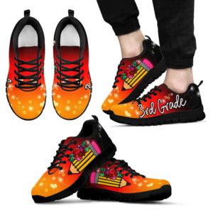 3RD GRADE PENCIL FLOWER BRO@ proudteaching 3rdbro054665@sneakers 133643