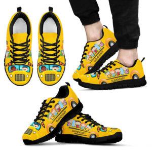 elementary bus shoes@ proudteaching elementasddv5454@sneakers 132887