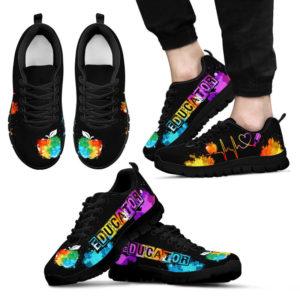 educator art heartbeat kd@ proudteaching educatordjt4545@sneakers 131564