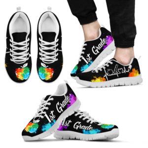 1st grade art color@ proudteaching 1stgradeart56781@sneakers 128414