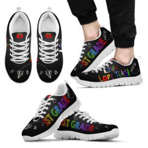 1ST GRADE LIVE LOVE KD@ proudteaching 1stgrade6448448@sneakers 128099