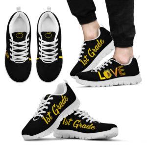 1ST GRADE LOVE SUNFLOWER@ proudteaching 1stgradelovesf67003@sneakers 127345
