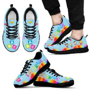 1st grade abc blue@ proudteaching 1stgradeabc657898@sneakers 127282