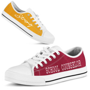 "school counselor burgundy gold kd@ proudteaching schoolcounselorburgundygold@low-top"" 123966"