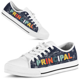 Principal web lowtop Shoes License Plate Shoes for Womens Tennis Shoes for Mens Custom Tennis Shoes, Custom Sneaker