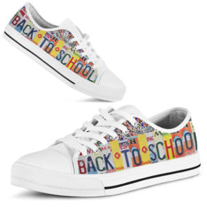 """back to school license plates low top@ proudteaching backoit9@low-top"""" 102802"""