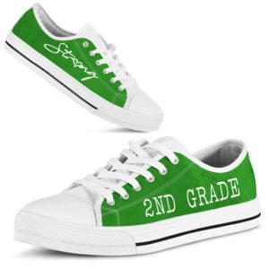 """2nd grade all green lt kd@ proudteaching 2ndgradegreenlt252552@low-top"""" 102217"""