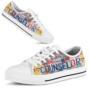 "counselor license plates LOW TOP@ proudteaching couns1bdb2@low-top"" 99787"