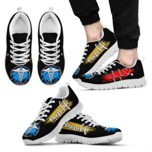 nurse life shoes@ proudnursing nurselife0454@sneakers 98223