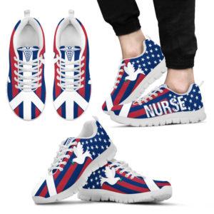 NURSE PEACE@ proudnursing NURSEPEACE@sneakers 94259