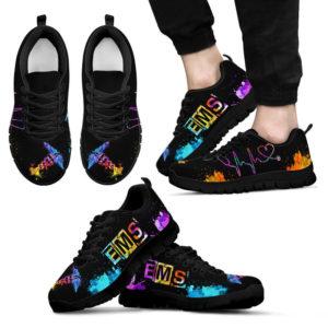 EMS -Art Heartbeat@ proudnursing EMS12cbcbbc@sneakers 92249
