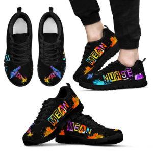 mean nurse@ proudnursing meannurse5445gd@sneakers 90612
