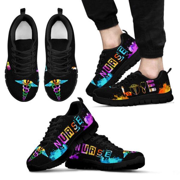 NURSE-LOVE-ART@ proudnursing nurse2759d@sneakers 89286