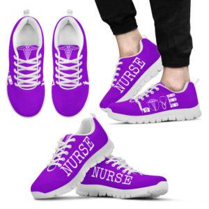 NURSE- LOVE ALL PURPLE@ proudnursing NURSELOVEALLPURPLE1454SFV@sneakers 83177
