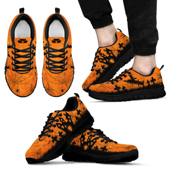 NURSE HALLOWEEN@ proudnursing NURSEHALLOWEEN@sneakers 80658