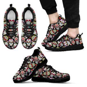 SKULL NURSE SHOES@ proudnursing skullnurse064654@sneakers 72536