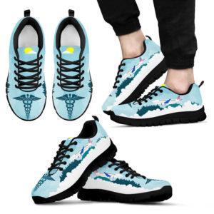 NURSE - I MUST GO AL SHOES@ proudnursing nurseam0515265@sneakers 71717