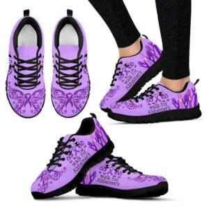 WALK FOR ALZHEIMER'S SHOES@ fightcancerpro Wdjbjdkolbdsb@sneakers 70706