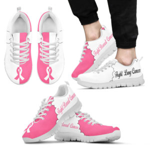 BREAST - LUNG CANCER CL KD@ fightcancerpro breast lungcancer73673@sneakers 70392