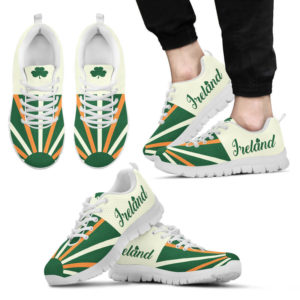 IRELAND SHAMROCK@ fightcancerpro IRELANDSHAMROCK@sneakers 64471