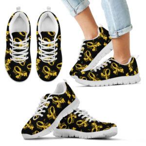 Childhood Cancer@ fightcancerpro ChildhoodCancer@sneakers 63148