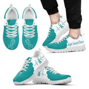 Fight Cervical Cancer cl KD@ fightcancerpro fightcervicalcancer65353@sneakers 61385