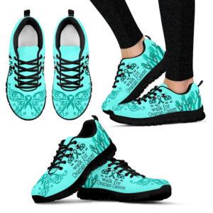 WALK FOR Ovarian cancer@ fightcancerpro WAs2sv2@sneakers 57733