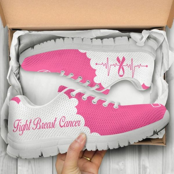 BREAST CANCER CLOUD PINK WHITE@ fightcancerpro breastcancerclpink7889@sneakers 57170