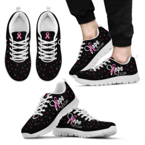 BREAST CANCER - HOPE FOR A CURE@ fightcancerpro brethope9389874e@sneakers 56536