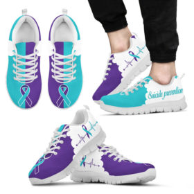 Suicide prevention CL shoes Sneakers, Running Shoes, Shoes For Women, Shoes For Men, Custom Shoes, Low Top Shoes, Customized Sneaker, Mens, Womens, Ki