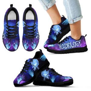 RADIOLOGIC TECHNOLOGIST: Cool Sneakers@ dsk custom rad sneakers04@sneakers 55151