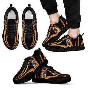 German Shepherd: Cool Shoes [D-SC-GS]@ dsk custom german sneakers@sneakers 54586
