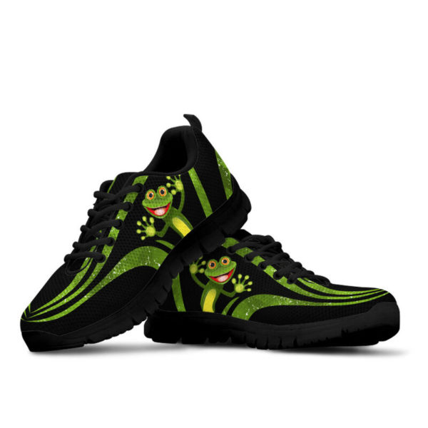 Frog: Awesome Sneakers [A-SC-Frog]@ dsk custom frog shoes@sneakers 53898