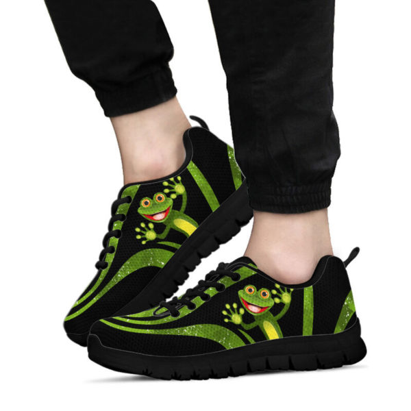 Frog: Awesome Sneakers [A-SC-Frog]@ dsk custom frog shoes@sneakers 53895
