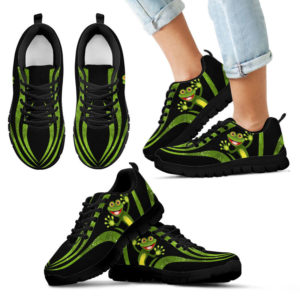 Frog: Awesome Sneakers [A-SC-Frog]@ dsk custom frog shoes@sneakers 53893