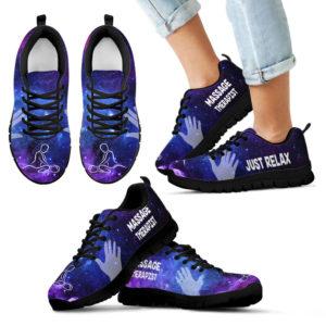 MASSAGE THERAPIST: Beautiful Sneakers@ dsk custom massage relax@sneakers 53389