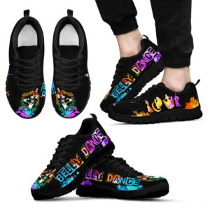 BELLY DANCE LOVE ART@ danceshoepro BELLYDANCELOVEART326@sneakers 41957