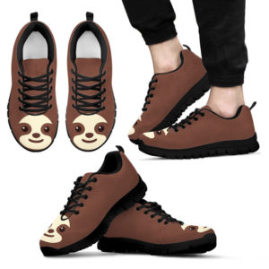 SLOTH CUTE SHOES@-animalaholic-slothcute065465@sneakers 35163