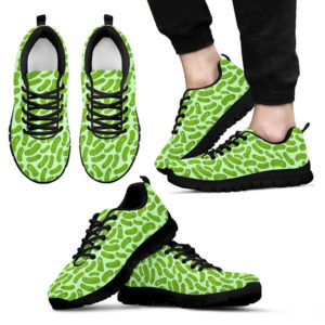 PICKLES PATTERN SHOES@ animalaholic picklespattern0464@sneakers 24215