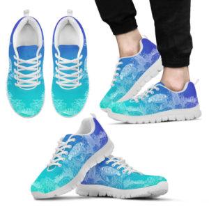 Sea Turtle Blue Shoes@-animalaholic-0dskjr@sneakers 22829