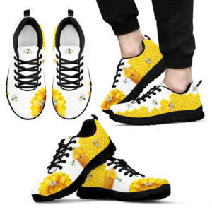 BEE FLOWER SOLE BLACK@-animalaholic-bejzx2@sneakers 17852