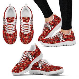 DACHSHUND@ animal shoes dachshund21l@sneakers 14324