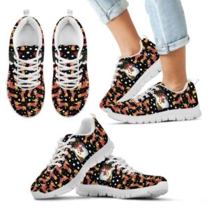 DACHSHUND@ animal shoes dachshund45@sneakers 13127