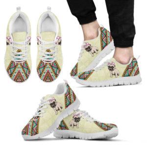 PUG@ animal shoes pug19q@sneakers 12875
