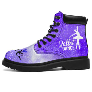 "Ballet dance - Love Purple Boots@ springlifepro balletpur938@all-season-boots"" 305073"